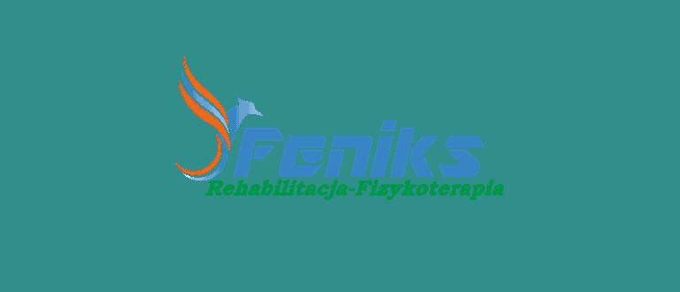 Logo Feniks Rehabilitacja-Fizykoterapia